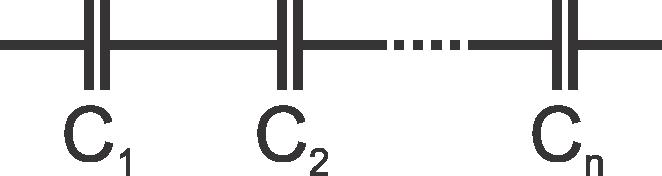 Capacitors in series » Capacitor Guide