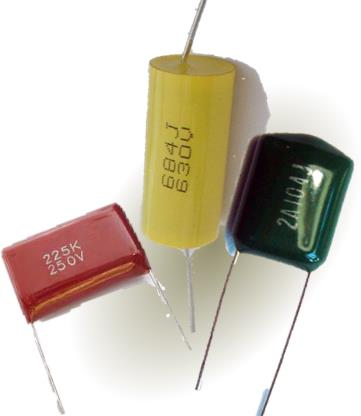 Film Capacitor on motor capacitor
